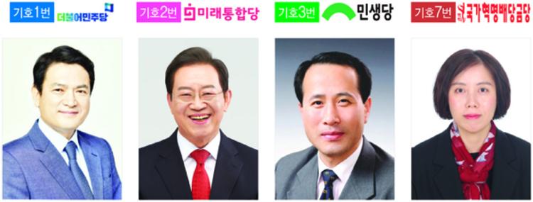 [충주 4.15총선] 13일간 '열전 레이스' 돌입