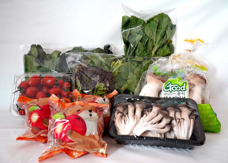 충주시, 농가 돕는 농산물 꾸러미 판매 개시